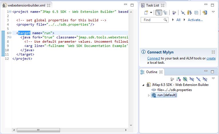 JMap Web Development > JMap Web Extensions > Programming